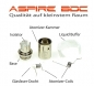 Preview: Aspire BVC Clearomizer Heads (5 Stück pro Packung)