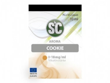 Cookie Liquid - 10ml - SC