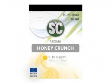 Honey Crunch Liquid - 10ml - SC