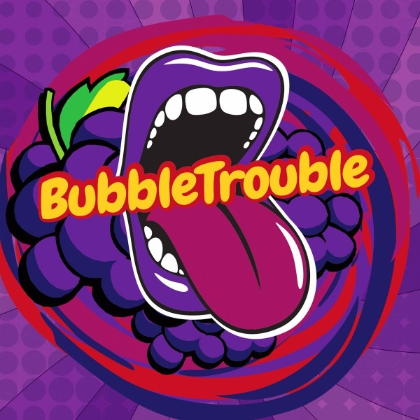Big Mouth Aroma Bubble Trouble