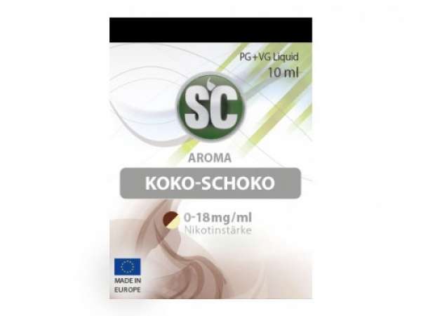 Koko-Schoko Liquid - 10ml - SC