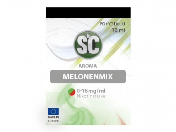 Melonenmix Liquid - 10ml - SC